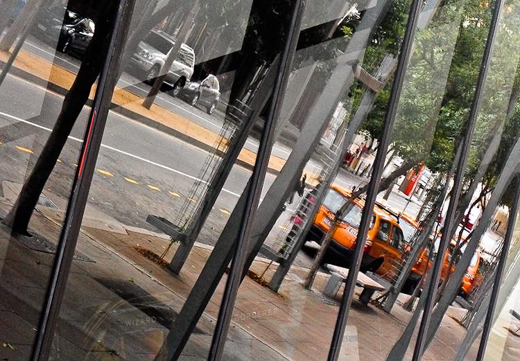 51/365 - Orange Cabs
