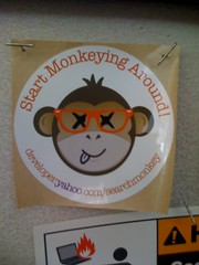 Updated SearchMonkey logo