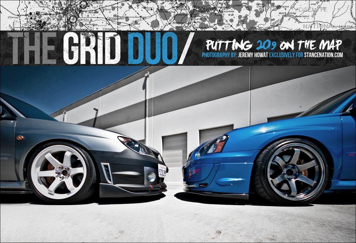 The Grid Duo | StanceNation™ // Form > Function