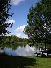 Les mille étangs (Chic Planète) Tags: france eau rando 1000 franchecomté étang mille randonnée étangs hautesaône