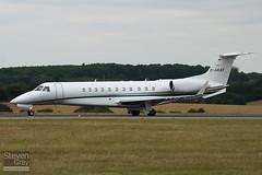 D-AKAT - 14501038 - Stuttgarter Flugdienst SFD - Embraer EMB-135BJ Legacy - Luton - 100803 - Steven Gray - IMG_0994