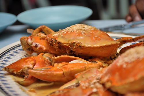 Cheese Crab