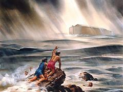 Fim do Mundo - Diluvio