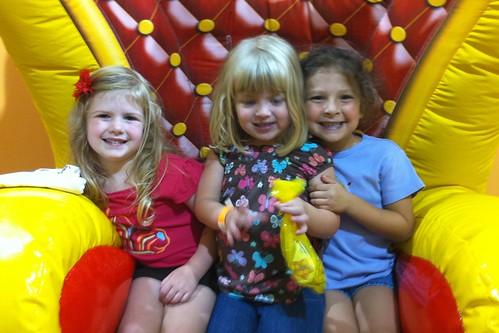 Ava, Catie & Caitlin