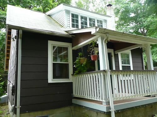 benji and rebecca's cute house.