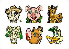 free Farming Futures slot game symbols