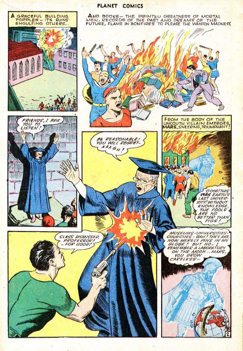 Planet Comics 35 - Mysta (March 1945) 02