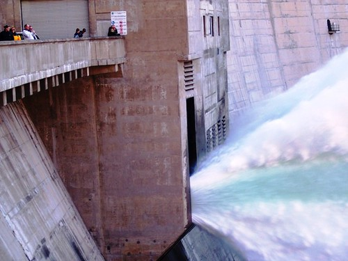 Katse Dam Wall Tour
