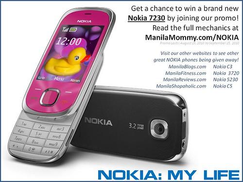 Nokia Giveaway ManilaMommy Week 2