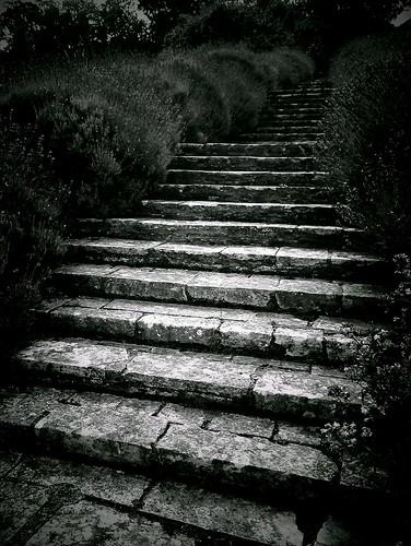 Garden Steps, Nunwell House