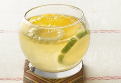 Sparkling Sangria (Betty Crocker Recipes) Tags: orange recipe lemon beverage sugar lemons cocktail recipes oranges orangejuice lime cocktails coaster sangria sparkling limes grapejuice bettycrocker sparklingwater generalmills orangeliqueur carbonateddrink roundglass sangriarecipe yellowdrink chilledbeverage beveragerecipes sparklingsangria