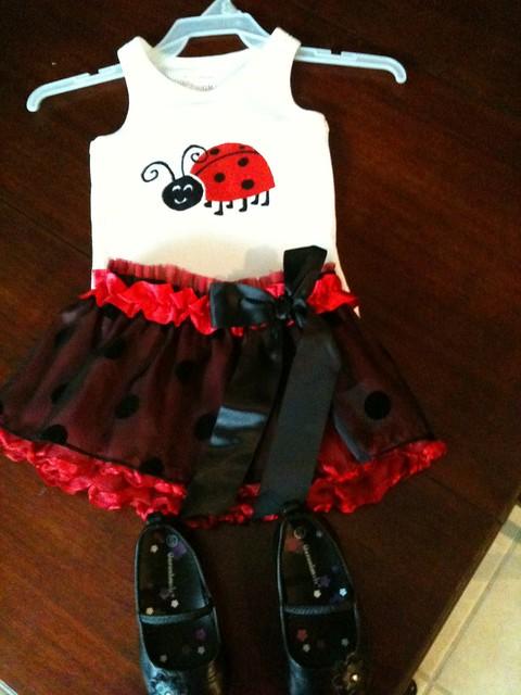 ladybug outfit