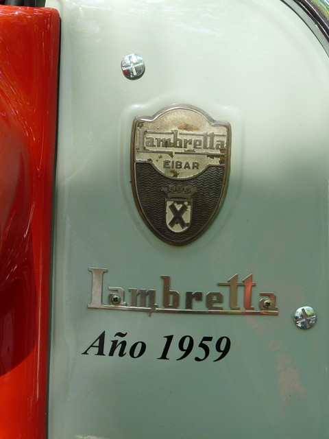 Lambretta - Ano 1959 - Eibar by Antonio Marin Segovia