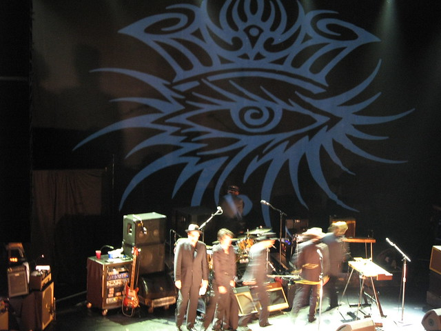 Bob Dylan and His Band concert @ The Warfield / San Francisco