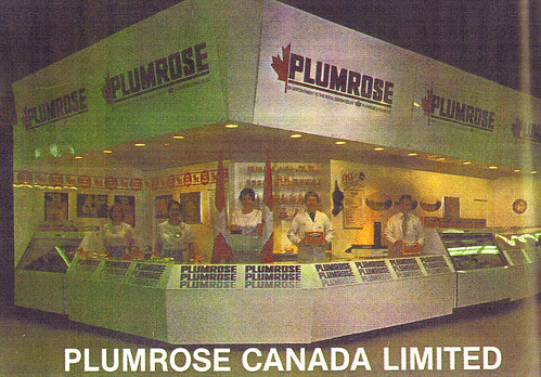 1980 CNE Food Building: Plumrose