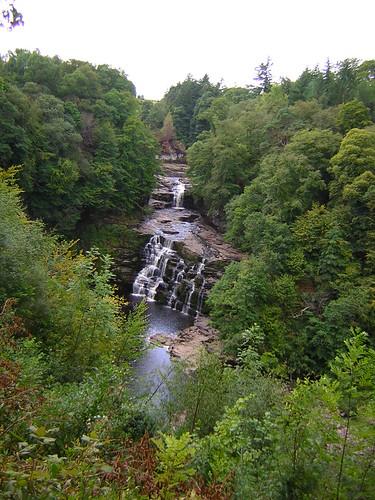 Cora Linn Falls