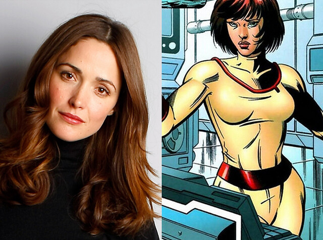 X-Men First Class Rose Byrne