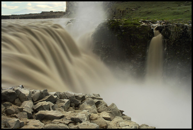 Not a Creek, but Dettifoss Itself!