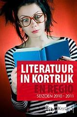 Literatuur in Kortrijk en regio: seizoen 2010-2011