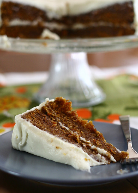 Carrot Cake For Breakfast