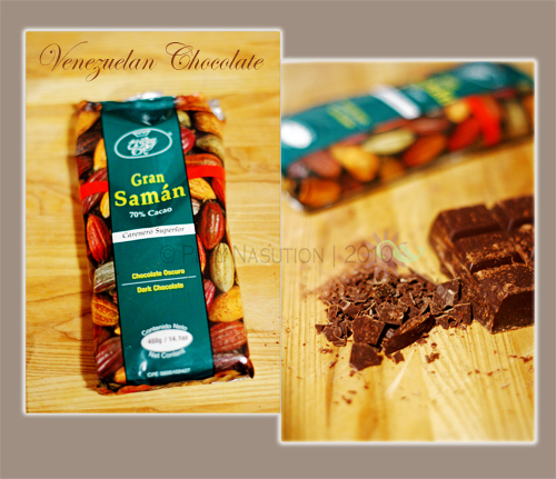 Venezuelan Dark Chocolate