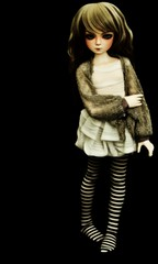 .........alone......... (lindsey.kaye) Tags: mill kid alone ooak caroline wig custom luts delf faceup leekeworld meggilu sadol lindseykaye