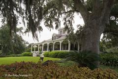 House at Rip Van Winkle Gardens in New Iberia, Louisiana  !! IMG_0155 (looselens2009) Tags: usa house gardens louisiana wideanglelens newiberia canonefs1022mmusm ripvanwinklegardens newiberialouisiana82010