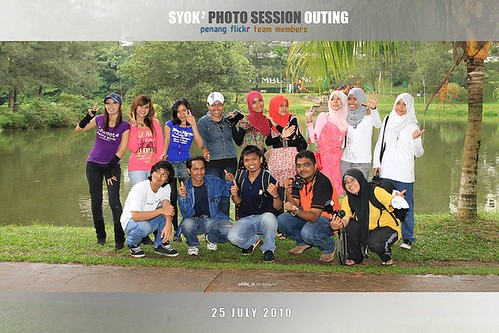 Syok2 Photo Session Outing - Group Photo