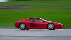 Ferrari 512 TR (wolnerchris) Tags: 3 canon eos is sweden mark iii christopher ferrari racing days 1d f 70200 ef f4 maserati tr 2010 512 testarossa knutstorp autoropa wlnerhanssen
