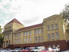 former Perth Girls' School