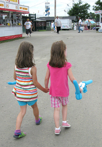 Westmoreland County Fair 2010:  Lauren + Lauren