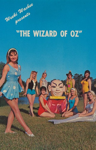 Weeki Wachee Presents The Wizard of Oz