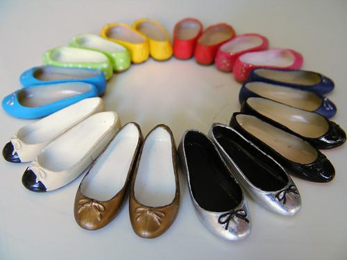 momoko ballet shoes