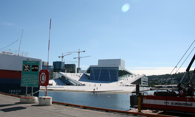 IMG_2873 Oslo Opera House waterfront under construction