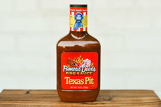 Sauced: Famous Dave's Texas Pit BBQ Sauce