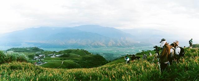 2010.08.21 花蓮 / 六十石山
