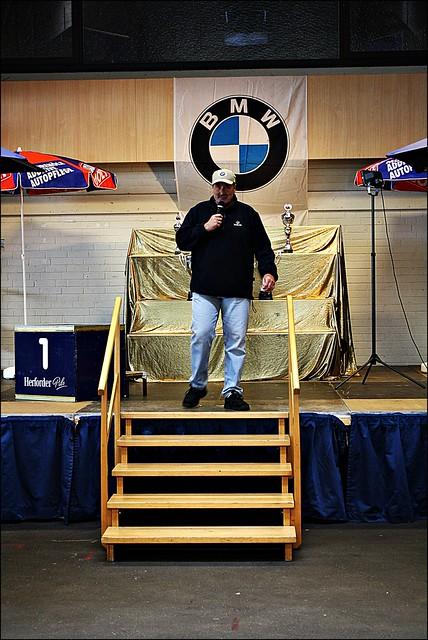 Tuning - Freund und Organisator des BMW - Day - der ERICH -