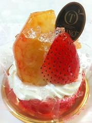 今日のお菓子 No.3 – 「TAKANO」