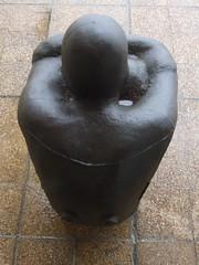 Critical Mass (failing_angel) Tags: sculpture rain architecture sussex statues criticalmass artdeco southcoast eastsussex modernist antonygormley bexhillonsea delawarrpavilion sergechermayeff erichmendelsohn 220810 fjsamuelyandpartners