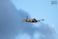G-CFBK - K167-113 - EEP JP 4091 - Private - BAC 167 Strikemaster MK80A - Little Gransden - 100829 - Steven Gray - IMG_4681