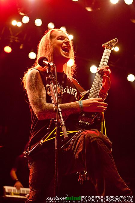 Alexi Laiho - Children of Bodom - Summer Breeze Open Air 2010, Live, Festival, Show