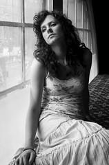 window portrait (Marmoladka) Tags: woman london alex girl canon bathroom olka aleksandrawinnik marmoladka