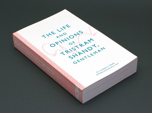 Visual Editions: Tristram Shandy