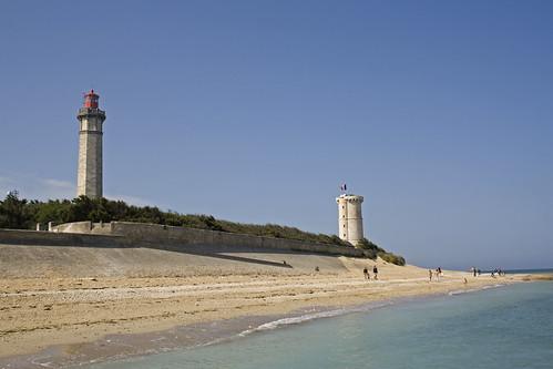 Le phare et la Tour des Baleines - Saint-Clément-des-Baleines  - Ile de Ré