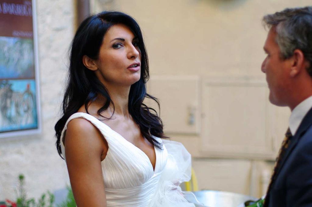 Miss Italia Nadia Bengala - Galleria Polid'Arte Spoleto