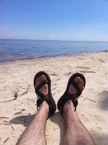 Relaxing in the Keys