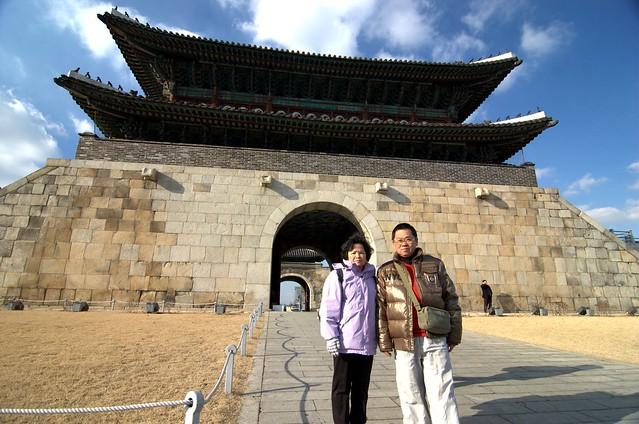 水原 華城 Hwaseong, Suwon