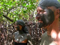 Puddleglum the Marsh-Wiggle and Friend (linniem) Tags: brazil mud phil hollie dayoutonthedunes