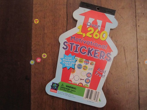 1,260 Motivational Stickers