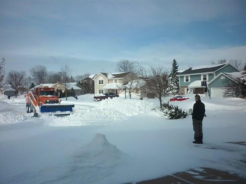 Zoey's Snowpocalypse 2011 pictures - 33